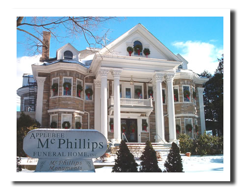 Applebee-McPhillips Funeral Home, Inc  | Middletown, NY 10940